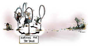 Work for the Dole Updates: Members' Stories